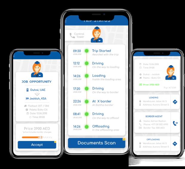 LoadMe App mobile